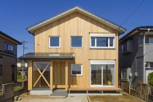 断熱気密リノベーションモデルハウス『上新田の家』