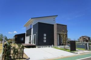 コンセプトハウス「輝喜の家」